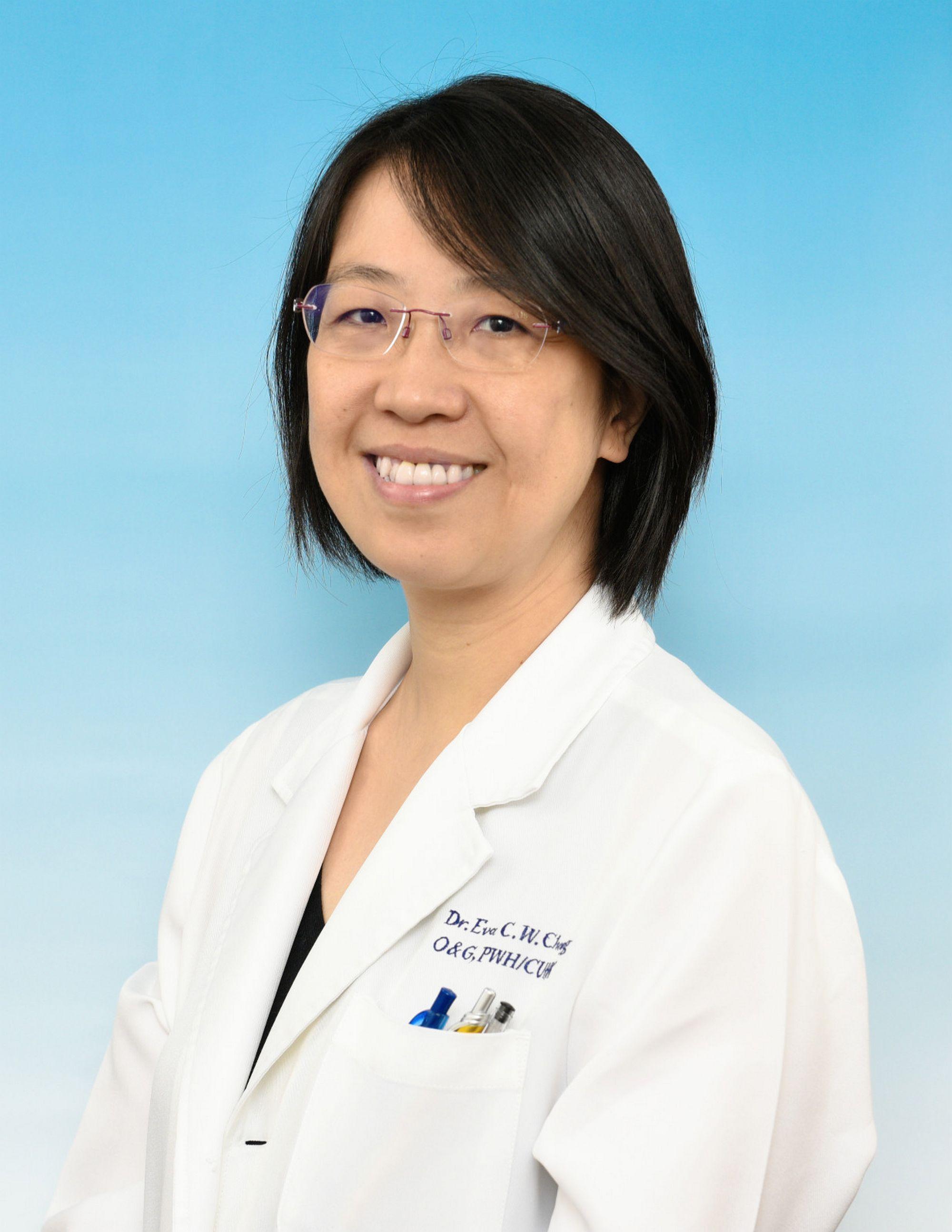 中大医学院妇产科学系名誉临床副教授张春惠医生