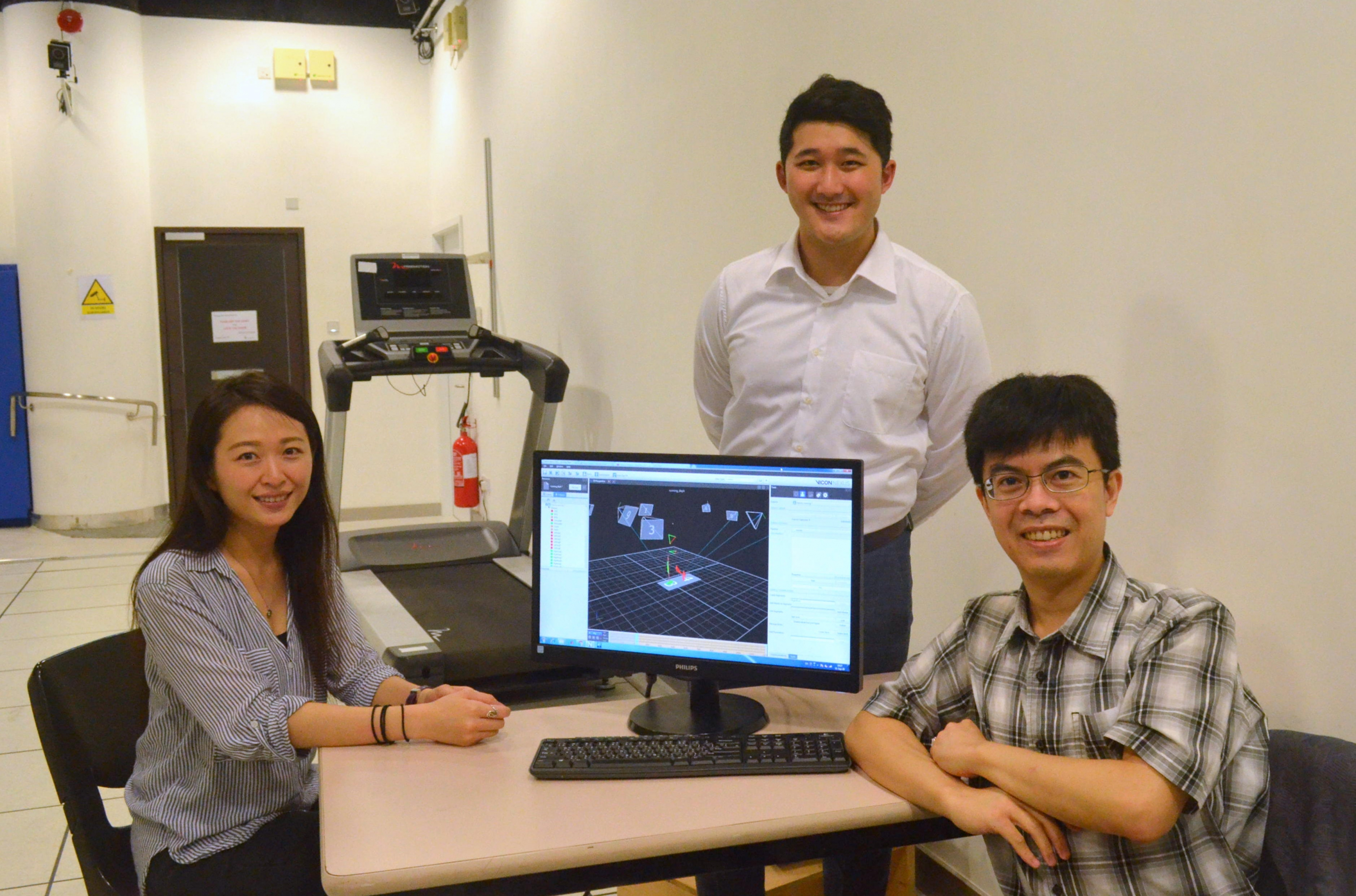 Researchers from CUHK, PolyU and Western Sydney University in Australia have recently discovered that the human nervous system is equipped with a mechanism that can flexibly adjust the motor commands for different running forms depending on the state of the body and the person's prior running experience. This finding has just been published in Nature Communications.