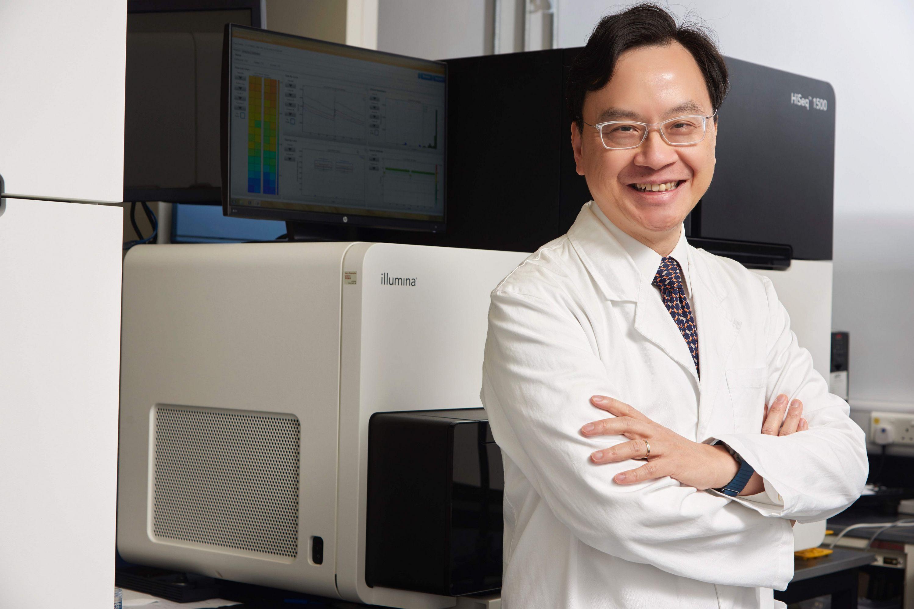 Professor Dennis LO