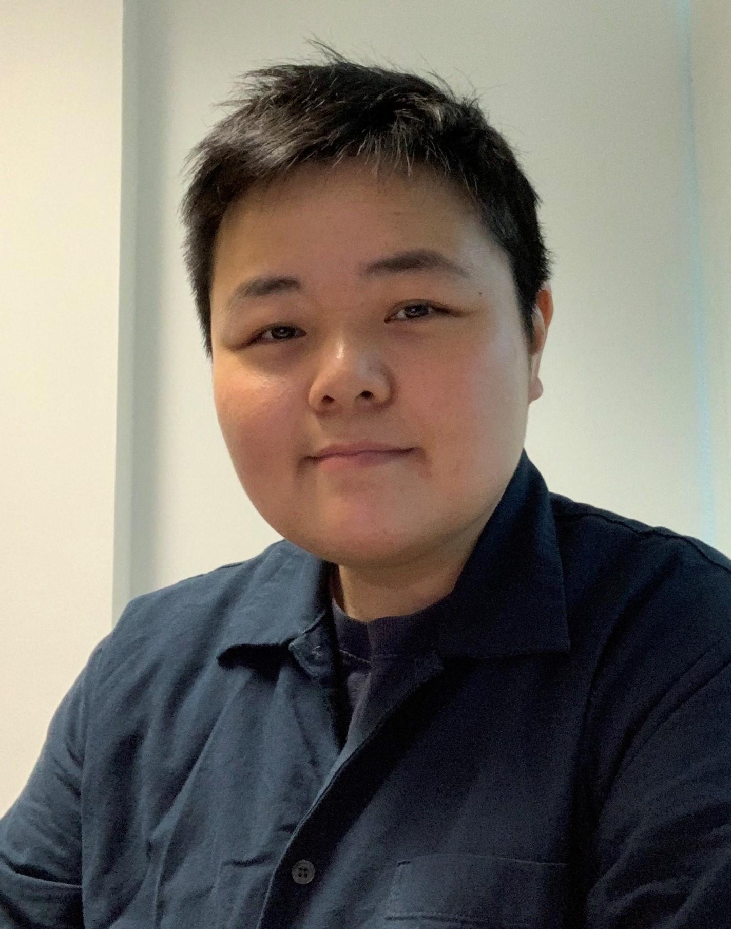 生命科学学院助理教授周熙文教授。
