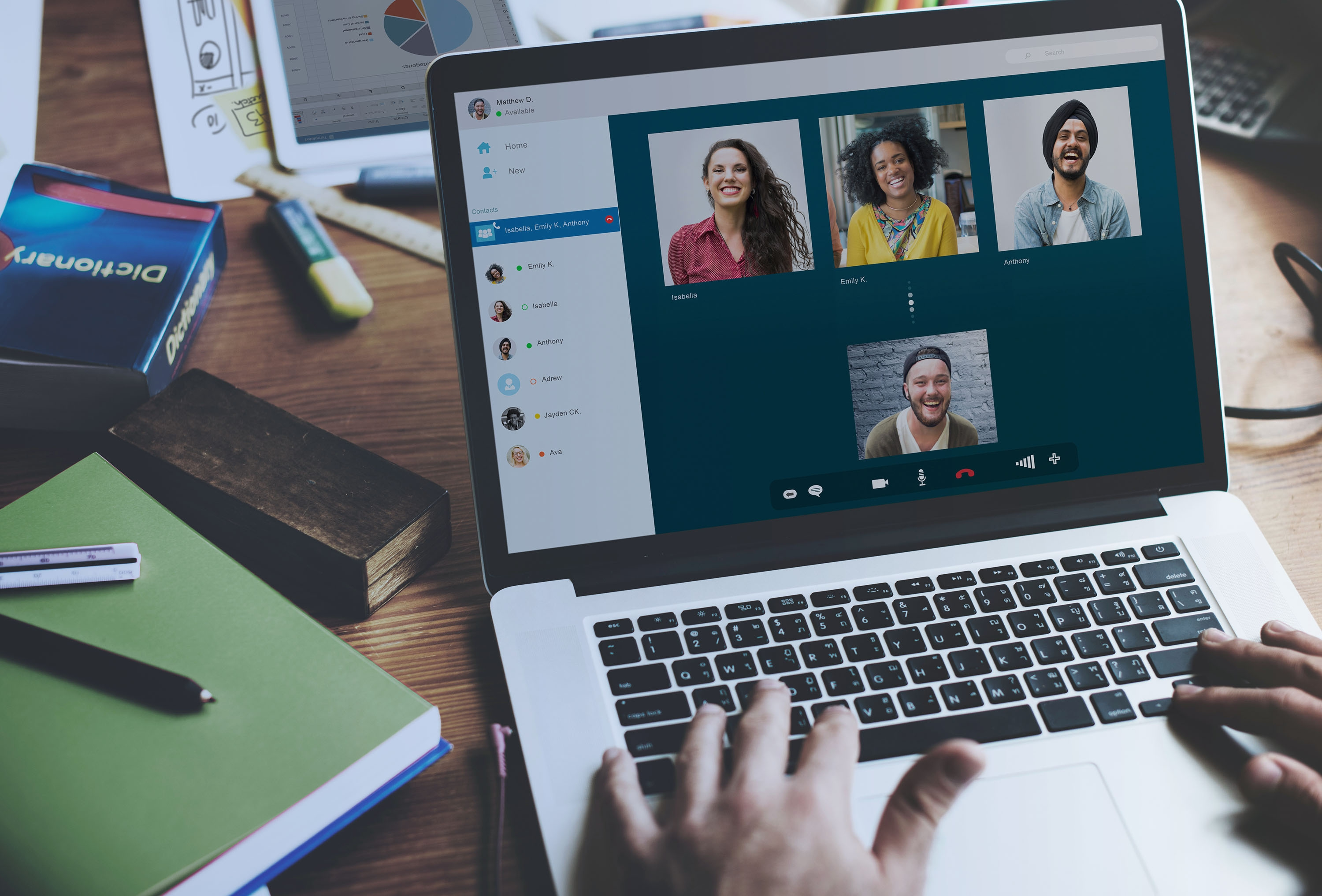 Breaking the wall of international education through virtual student exchange