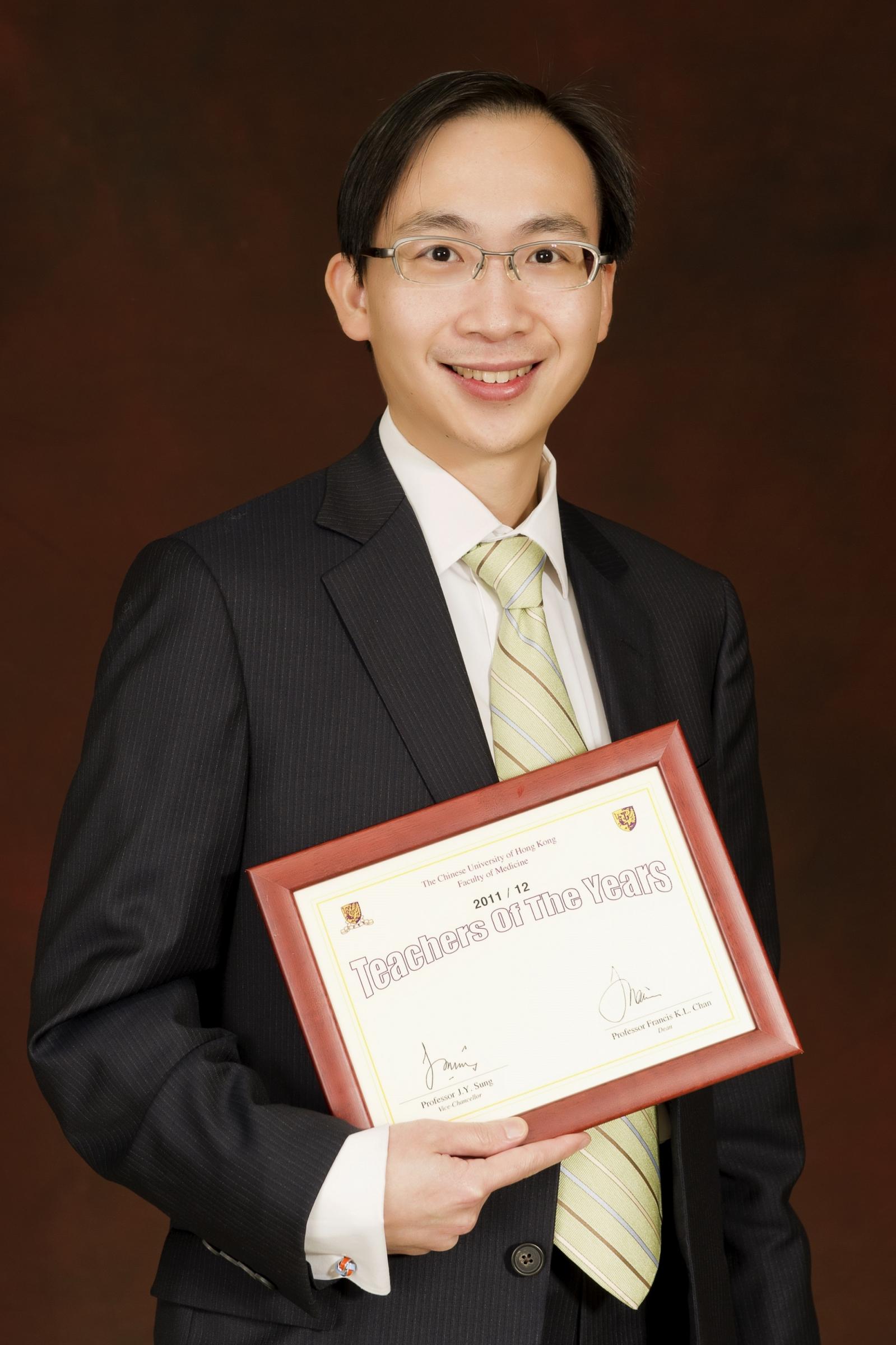 Prof. Vincent WONG Wai-Sun