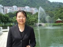 Ms Shelley Zhang Tianyu