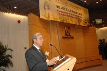 香港中文大学副校长廖柏伟教授