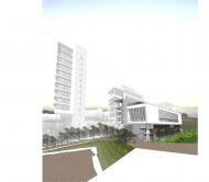 中大建築學院將於2012年遷入的新教學大樓
