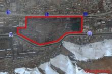 玉樹公園—震前(GoogleMap參考圖)