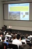 Albert de Roeck教授介紹歐洲核子研究組織