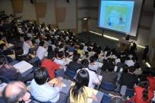 講座共吸引近500名嘉賓出席