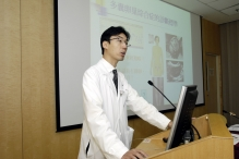Dr Ronald MA, Associate Professor, Department of Medicine and Therapeutics, CUHK