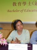 中大「教育學士(通識教育)」課程主任楊秀珠教授