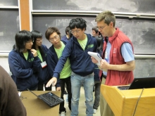 At the International Genetically Engineered Machine (iGEM) 2010 competition organized by the MIT