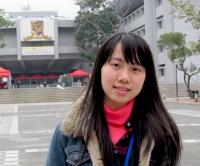 资讯日学生大使、2010年循拔尖计划入学的蔡仲怡