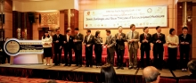 The Opening Ceremony of the Fifth Pan-Pacific Nursing Conference and Seventh Nursing Symposium on Cancer Care