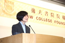 Ms. Christine M.S. Fang, Chief Executive of The Hong Kong Council of Social Service
