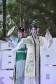 大會榮幸邀得江蘇省蘇州崑劇院蒞臨表演,由國家一級演員沈豐英聯同呂佳演出折子戲《牡丹亭‧遊園》。