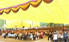 CUHK 71st Congregation for the Conferment of Degrees