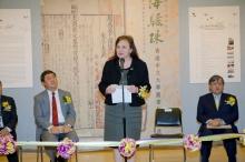 Speech by Ms. Louise Jones, University Librarian, CUHK