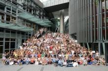 世界各地精英學生雲集中大。