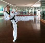 國家一級運動員張佳欣將入讀商學院。