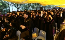 CUHK 76th Congregation for the Conferment of Degrees