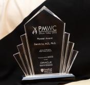 個人化醫學國際會議特設先驅大獎頒授予國際間個人化醫學的先驅,表揚他們突破界限,創出驕人科研成就。