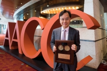 Prof. Dennis Lo is the only Chinese scholar receiving the Wallace H. Coulter Lectureship Award.