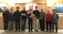 A research team led by Prof. Jerome Hui sheds light on the hidden genetic mechanism in the horseshoe crabs.