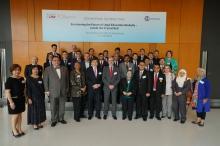 中大法律学院与国际法学院联合会合办「2016亚太法律学院院长论坛」。