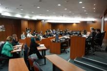 论坛吸引超过30位来自15个司法管辖区的法学院院长及副院长出席,共同探讨全球法律教育的未来展望。