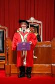 約瑟夫‧斯蒂格利茨教授獲頒授榮譽社會科學博士學位。