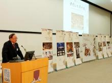 刘允怡教授介绍「中国文化艺术月」内容