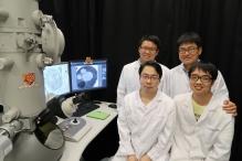 Prof. Byung-Ho Kang and his research team members: Keith Ka Ki Mai, Pengfei Wang and Dr Zizhen Liang