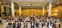 中大工程學院廿五周年慶祝晚宴。