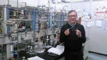 Prof. Tony K. M. Shing, Adjunct Professor, Department of Chemistry, CUHK.