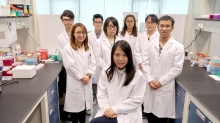 Prof. Kathy Lui and her research team.