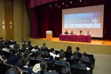 講者及與會者在問答環節中進行深入的分享和交流。