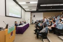 讲者及与会者在问答环节中深入分享和交流。