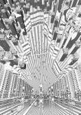 杨昊彦《废料城市 – 1000万人口的现代城市》                                作品透过建筑设计,探讨如何把高密度住宅的废料转化成有用的资源,为我们的城市提供可持续的发展方向。