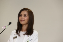 Dr Yannie SOO hopes this study will raise the awareness of the public and local physicians about Atrial Fibrillation (AF)-related stroke, so that appropriate medication can be given to more AF patients and reduce their risk of stroke.