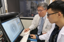 Prof. Wong and his team uses X-ray diffractometer to analyse how the helper proteins work together to deliver the toxic nickel ions to the urease.