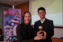 中大系统工程与工程管理学系讲师冯沛璋博士(左)及黄民航博士。