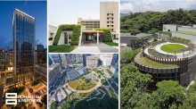 Projects by Ronald Lu & Partners