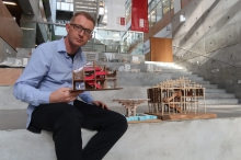 Prof. Peter W. Ferretto believes that the two projects, Gaobu Book House and Mei Foo Book Tree, demonstrate that architectural design needs not be for high-end projects only, but can also make a real difference in improving urban and rural communities.