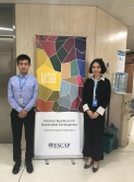 實習生參與信息通信技術、科學、技術與創新委員會第二屆會議(CICTSTI2)。