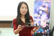 Prof. Yi-Chun Lu, Department of Mechanical and Automation Engineering, CUHK