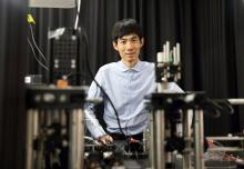 Professor Renjie Zhou,  Assistant Professor, Department of Biomedical Engineering, CUHK