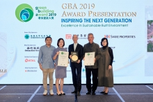 The post-earthquake reconstruction demonstration project receives the Grand Award (Completed Projects – Residential Building) in the New Buildings Category and a Special Citation on UN Sustainable Development Goals.