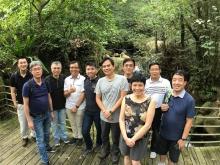 中大植物与环境互作基因组研究团队。