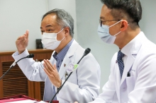 Prof. Paul CHAN states that 3 patients still had coronavirus in their stool samples even though the virus was no longer found in respiratory samples. This finding should not be ignored.