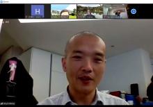 香港賽馬會事務部主管王兼揚先生。